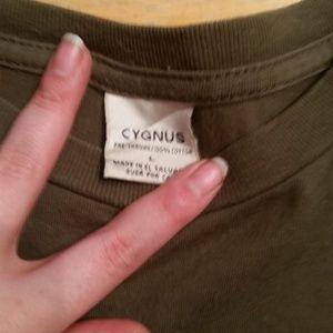 Cygnus Shirts - Fleur-de-lis Graphic Tee